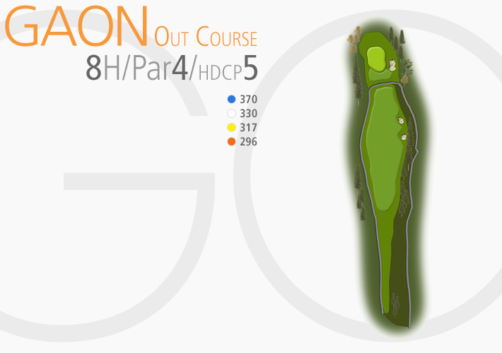 GAON COURSE 8H